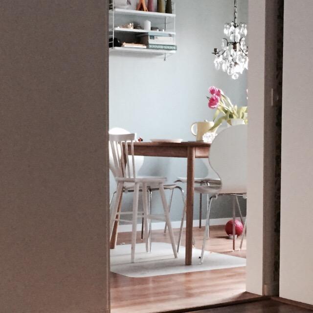 Radhus matplats väggfärg - Allt det jag tycker om » Allt det jag ... : matplats grå : Matplats