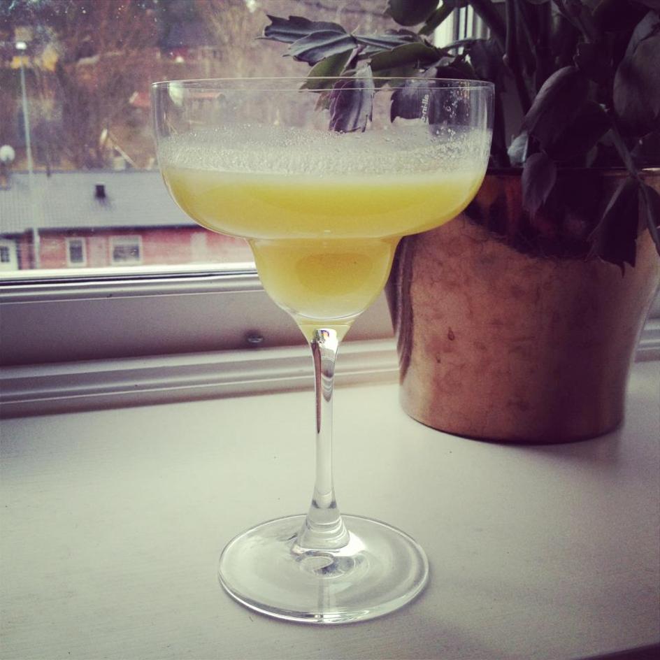 ingefärajuice