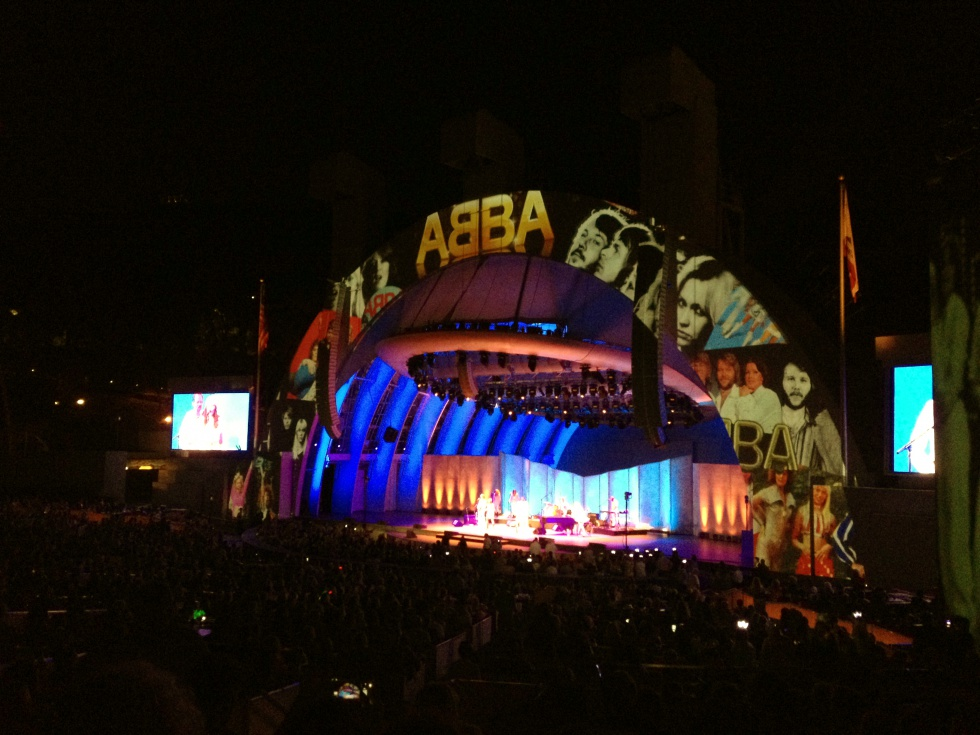 ABBA: The Concert at Hollywood Bowl