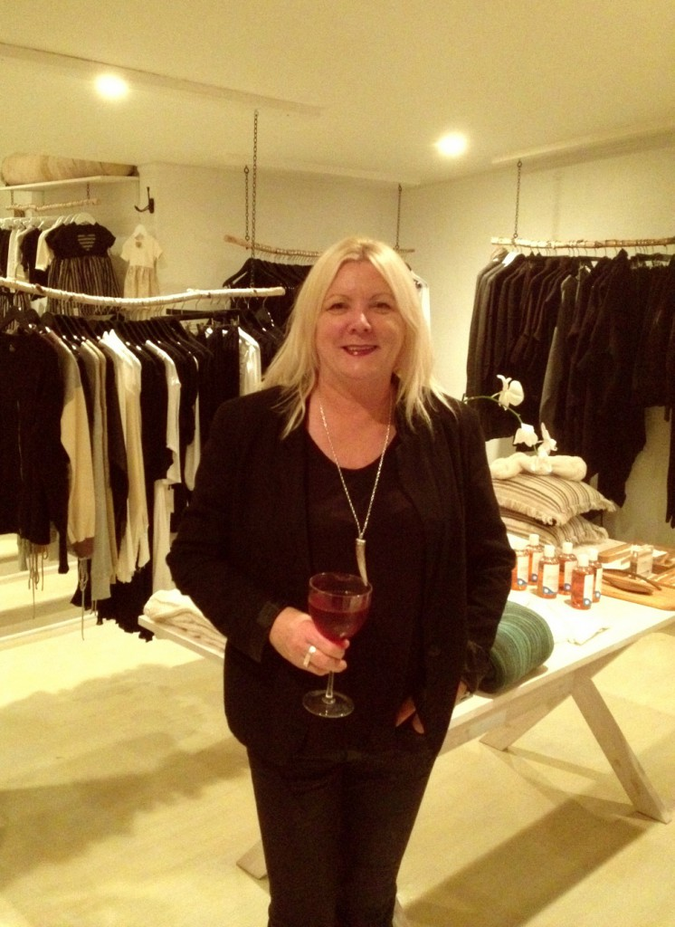 Susanne Karlsson, owner and designer
