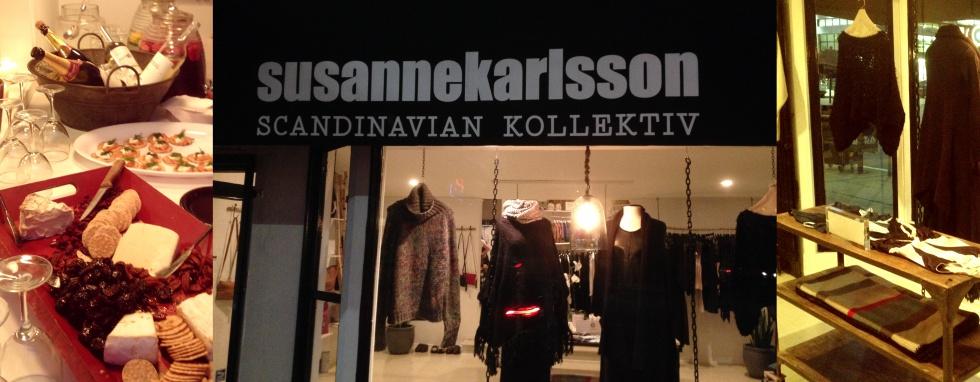 Fall Launch Event at Scandinavian Kollektiv