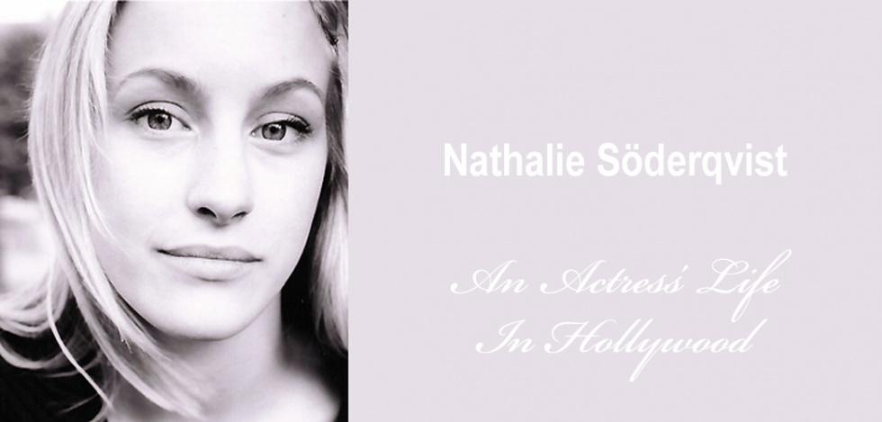 Nathalie Söderqvist / actress