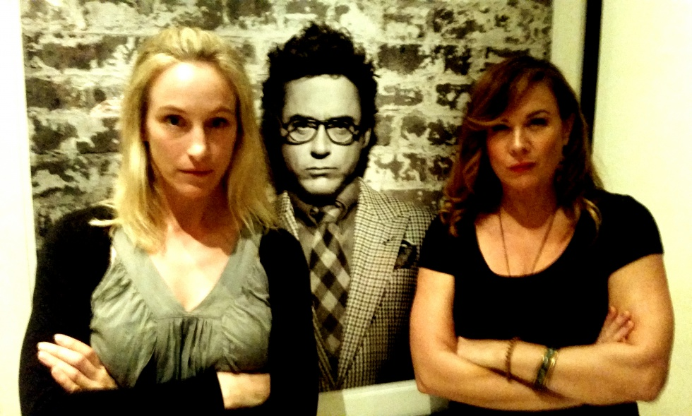 I, Robert Downey Jr and Meredith are getting serious...