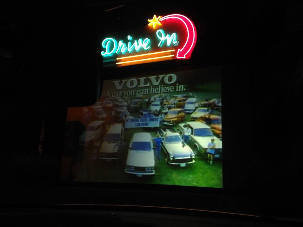 The Drive In Movie Theatre.