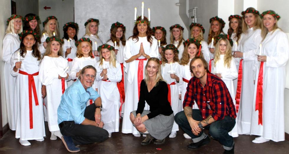Lucia 2014