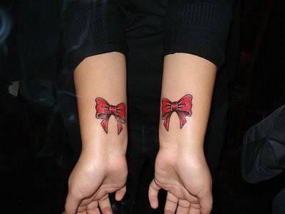 rosett tatuering