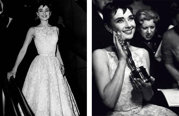 Blogozine Audrey Hepburn new look