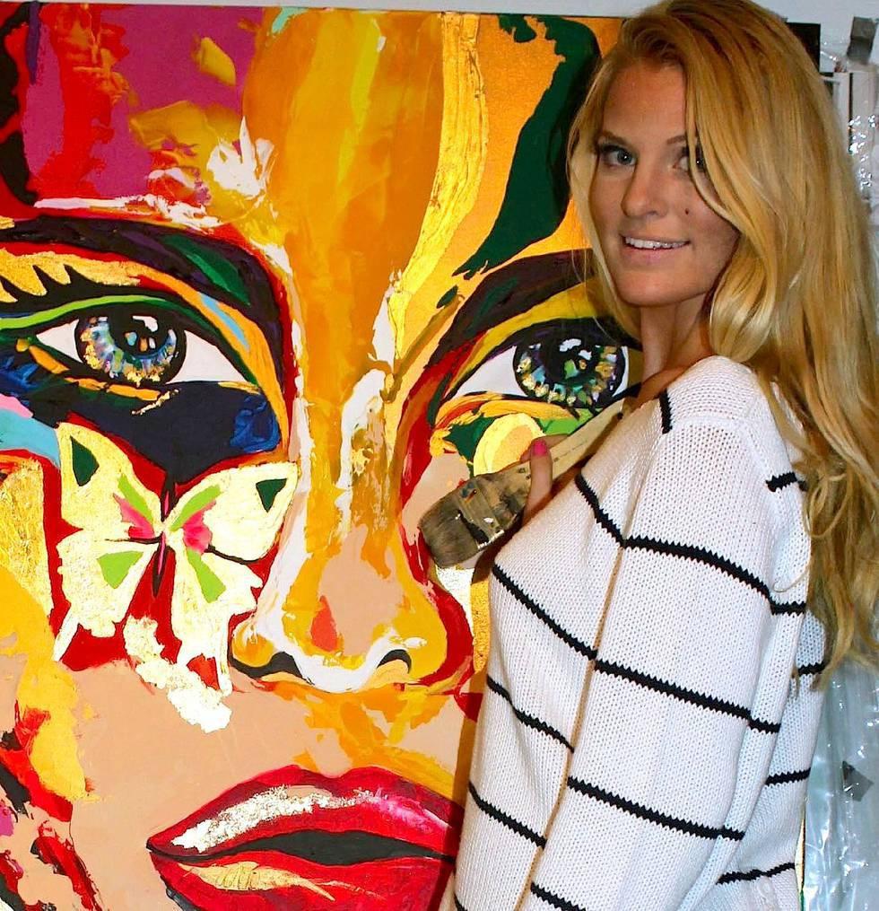Emma Malm Blogozine Butterfly life