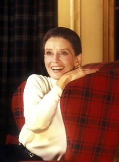 AUdrey Hepburn wearing ralph lauren blogozine