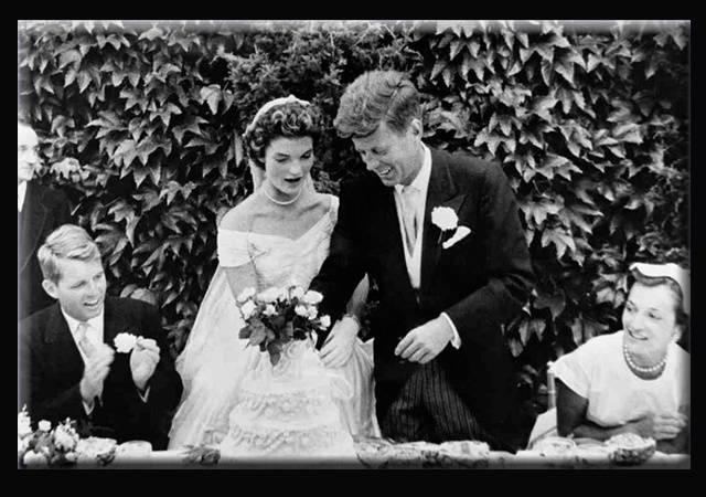 kennedy-wedding-oscar de la renta