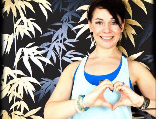 Rawfood & yoga inspiratör