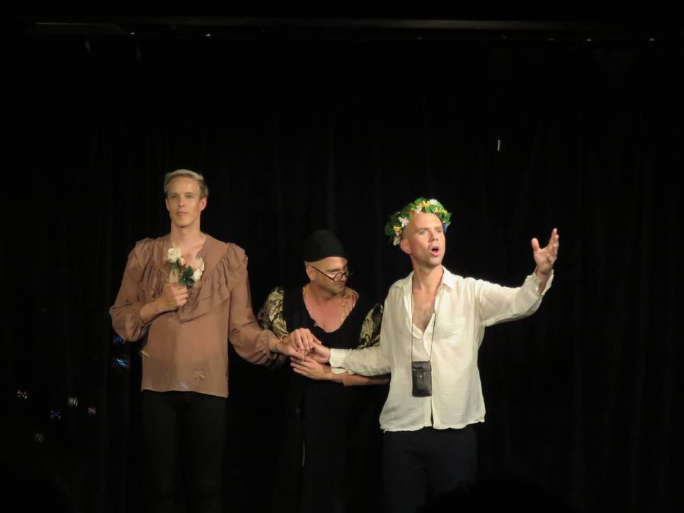 Teater Brunnsgatan fyra