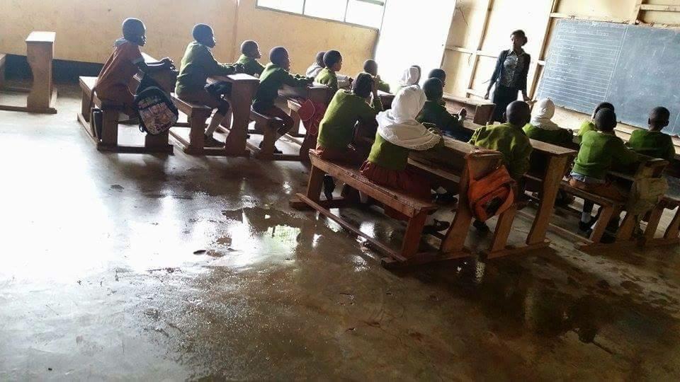 Skola i Moshi
