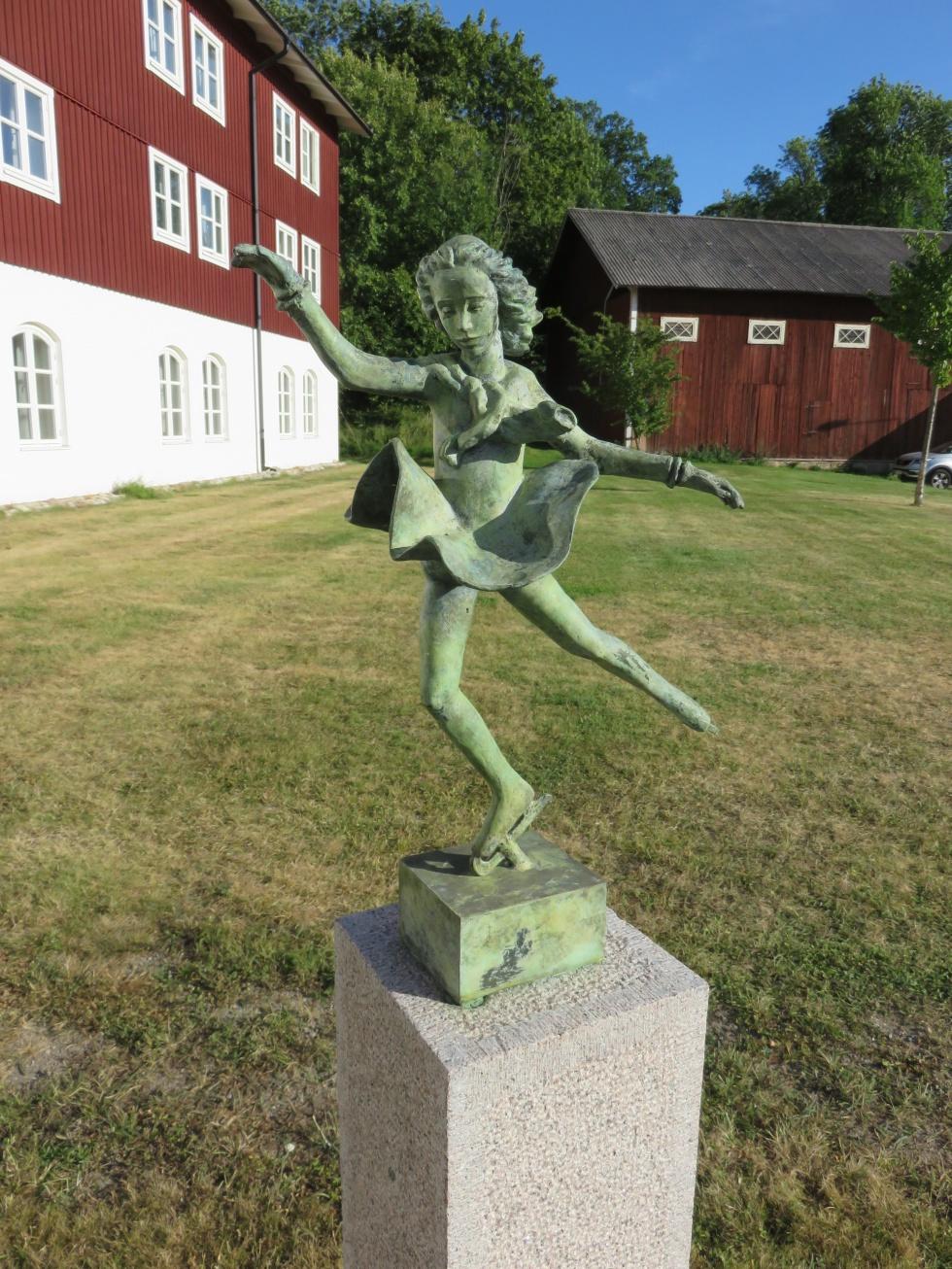 isprinsessa av Carl Milles