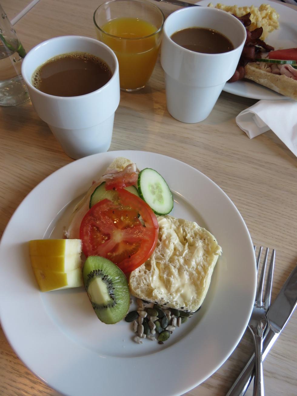 Frukost på skytteholm