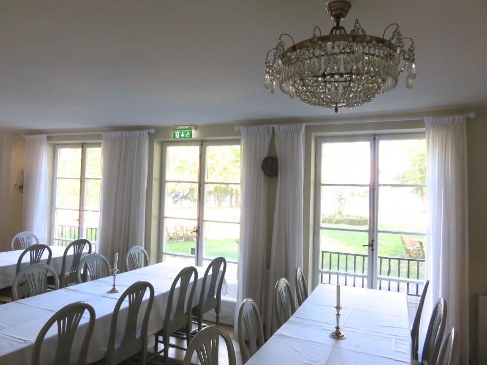 restaurangen på skytteholms herrgård