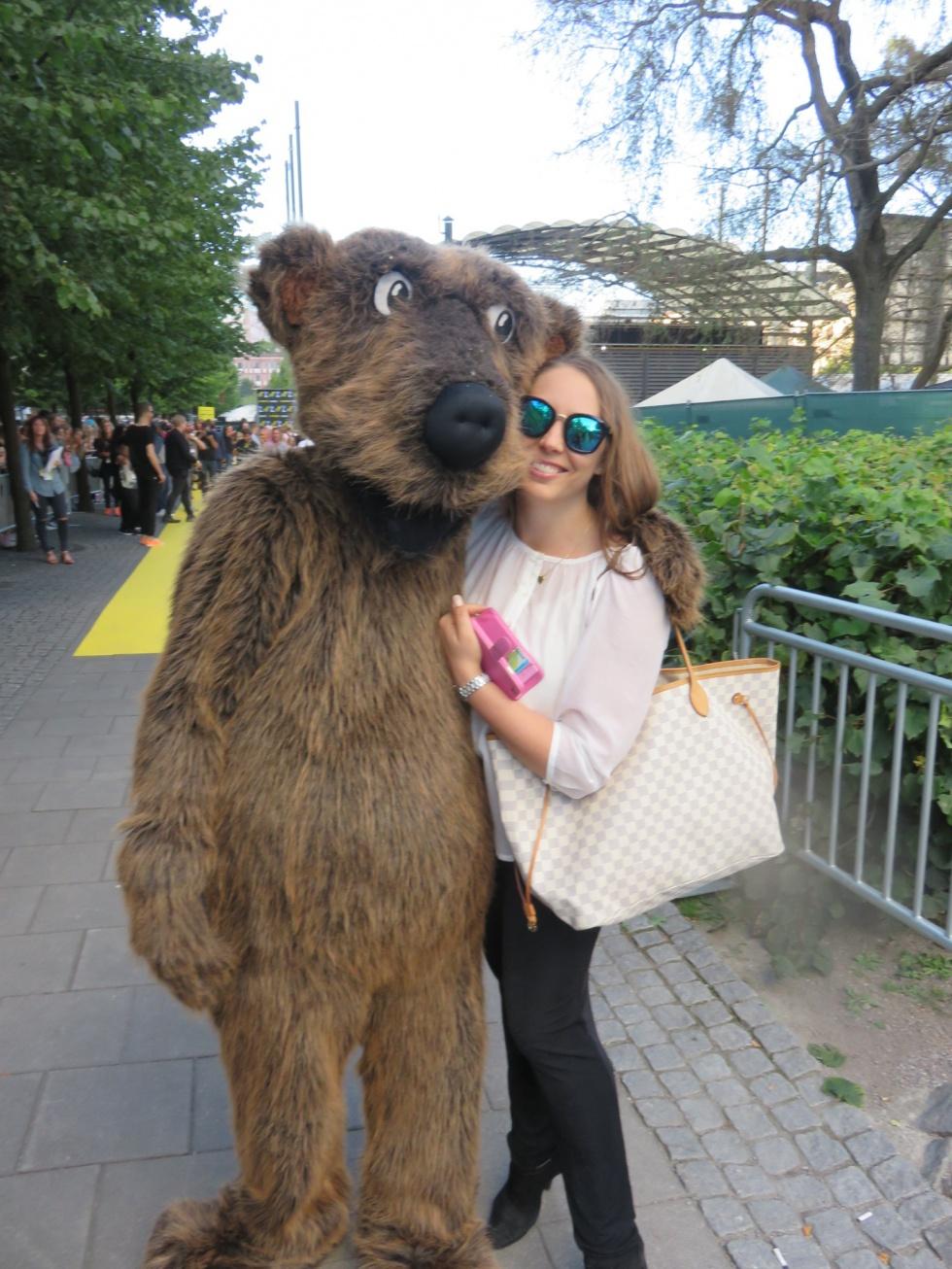 Lisa & Rockbjörnen