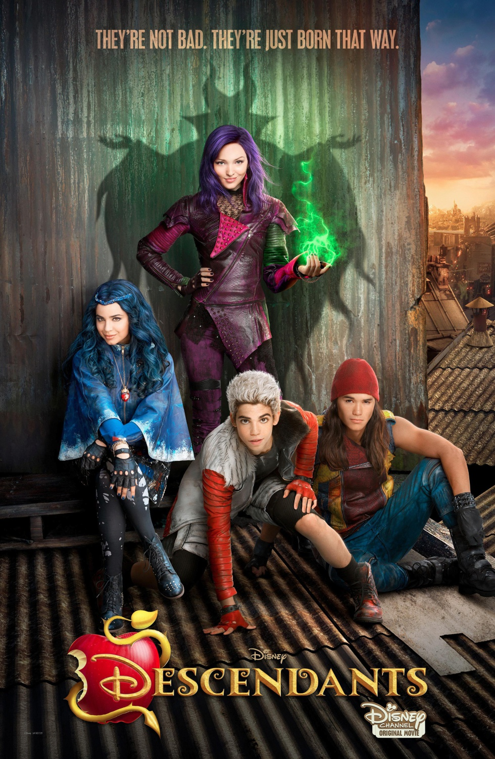 Disney presenterar Descendants