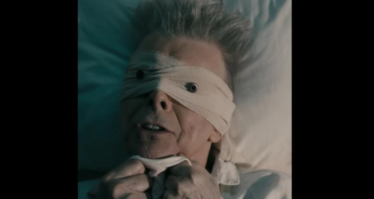 David Bowies hälsning från andra sidan i sin sista video - Tre dagar innan sin död!