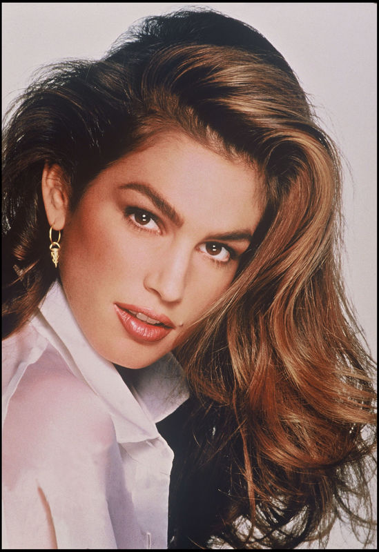 ARCHIVES - CINDY CRAWFORD EN 1993