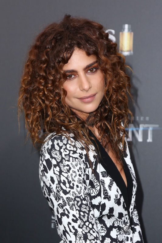 "Nadia Hilker - Première du film ""Allegiant"" à New York le 14 mars 2016. New York premiere of 'Allegiant' at the AMC Lincoln Square Theater on March 14, 2016 in New York City."