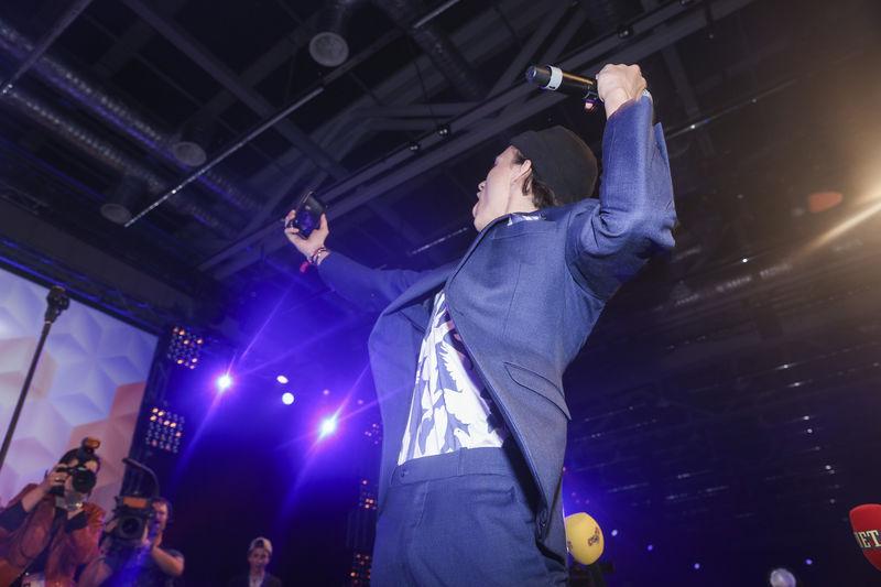 2016-03-13 Final Melodifestivalen - Efterfest På bilden: Frans Copyright STELLA PICTURES