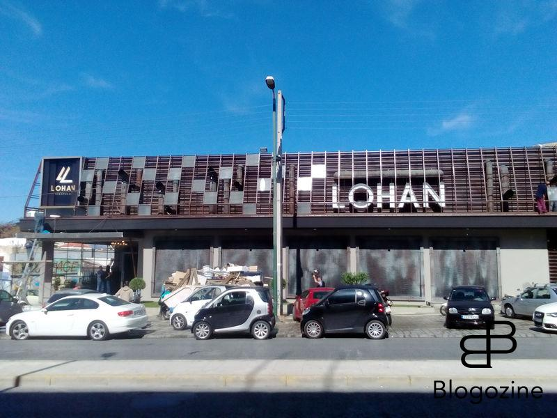 Exclusive... 52201963 Lindsay Lohan prepares the opening to her nightclub 'Lohan' in Athens, Greece. The club is set to open this weekend and will be decorated to fit an 'abandoned factory'. Sources say that she will visit the club 2-3 times a month. (TMZ) FameFlynet, Inc - Beverly Hills, CA, USA - +1 (310) 505-9876 RESTRICTIONS APPLY: NO GREECE