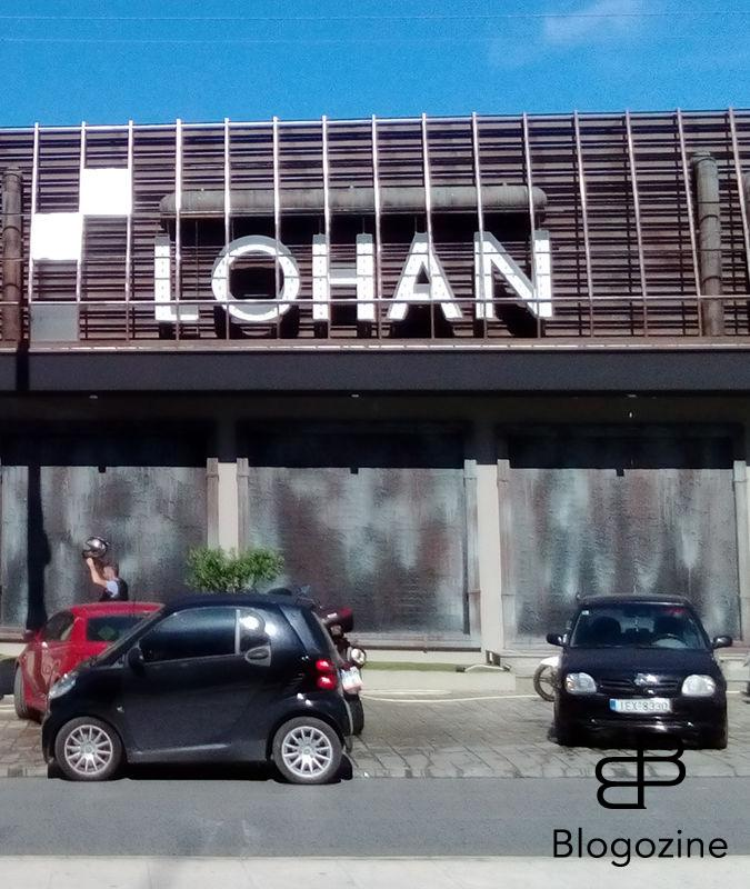 Exclusive... 52201962 Lindsay Lohan prepares the opening to her nightclub 'Lohan' in Athens, Greece. The club is set to open this weekend and will be decorated to fit an 'abandoned factory'. Sources say that she will visit the club 2-3 times a month. (TMZ) FameFlynet, Inc - Beverly Hills, CA, USA - +1 (310) 505-9876 RESTRICTIONS APPLY: NO GREECE