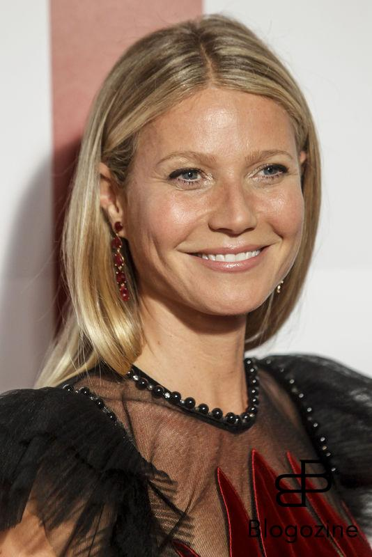 MADRID, SPAIN - OCTOBER 26: Gwyneth Paltrow attends the ELLE magazine 30th anniversary party at El Circle de Bellas Artes in Madrid, Spain. October 26, 2016. Credit: Jimmy Olsen/Media Punch ***NO SPAIN***/insight media