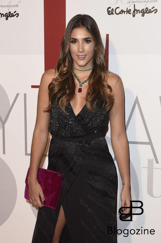 Daniela Ospina during the delivery of the Elle Style Awards 2016 on Wednesday 26 October 2016.
