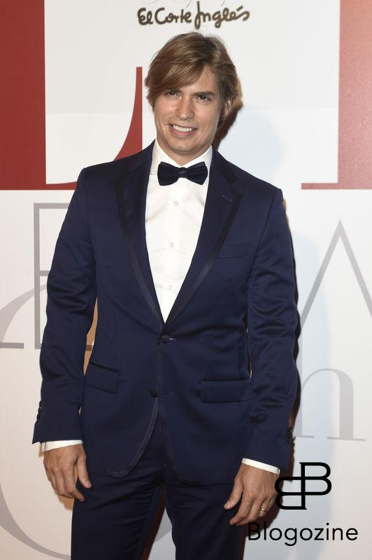 Singer Carlos Baute Singer Carlos Baute during the delivery of the Elle Style Awards 2016 on Wednesday 26 October 2016.