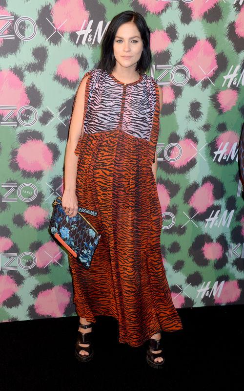 Leigh Lezark attends Kenzo x H&M collection launch at Pier 36 in New York City, NY, USA, on October 19, 2016. Photo by Dennis Van Tine/ABACAPRESS.COM