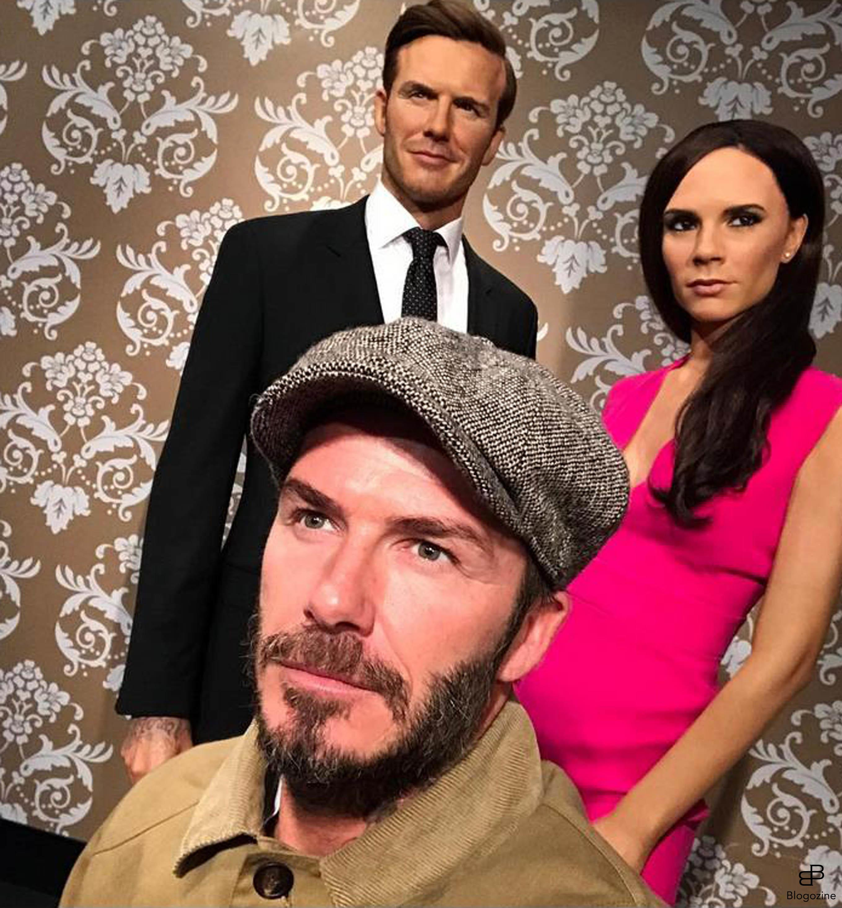 6334026 10-10-2016 Celebrity Selfies Pictured: David Beckham PLANET PHOTOS www.planetphotos.co.uk info@planetphotos.co.uk +44 (0)20 8883 1438 DISTR. STELLA PICTURES