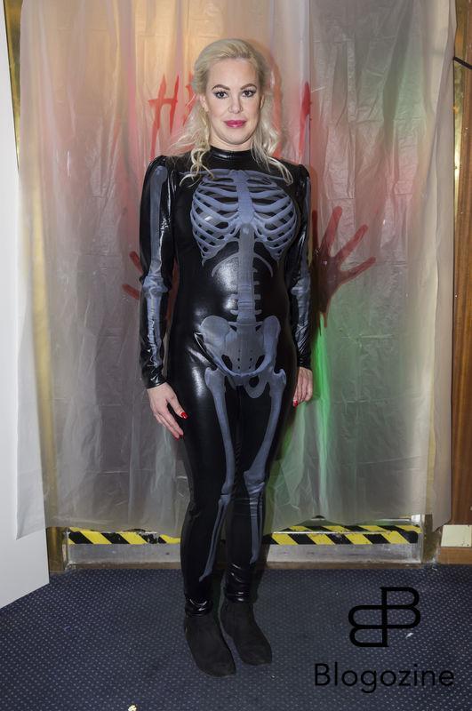 2016-11-04 Halloweenfest. Inbjudan Johan Carlen. På Bilden: Marie Granberg COPYRIGHT STELLA PICTURES