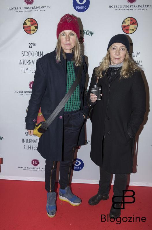 2016-11-09 Invigning Filmfestivalen 2016 på biograf Skandia. På Bilden: Tova Magnusson COPYRIGHT STELLA PICTURES