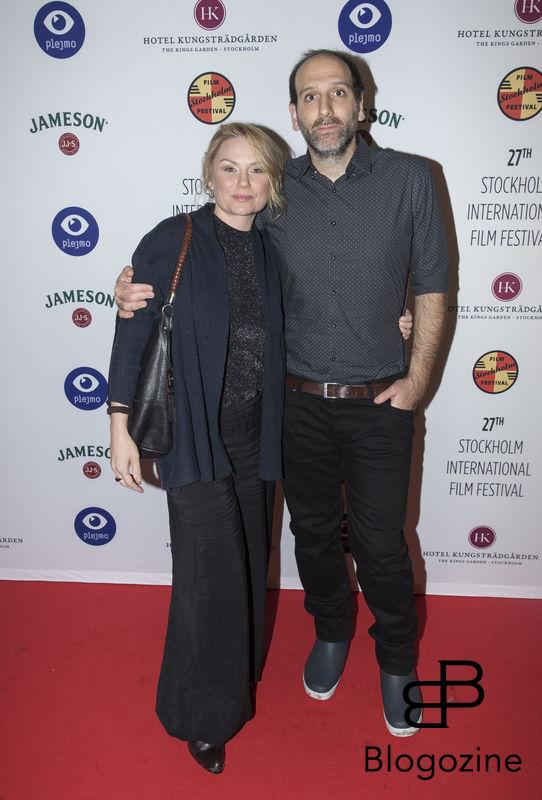 2016-11-09 Invigning Filmfestivalen 2016 på biograf Skandia. På Bilden: Malin Levanon COPYRIGHT STELLA PICTURES
