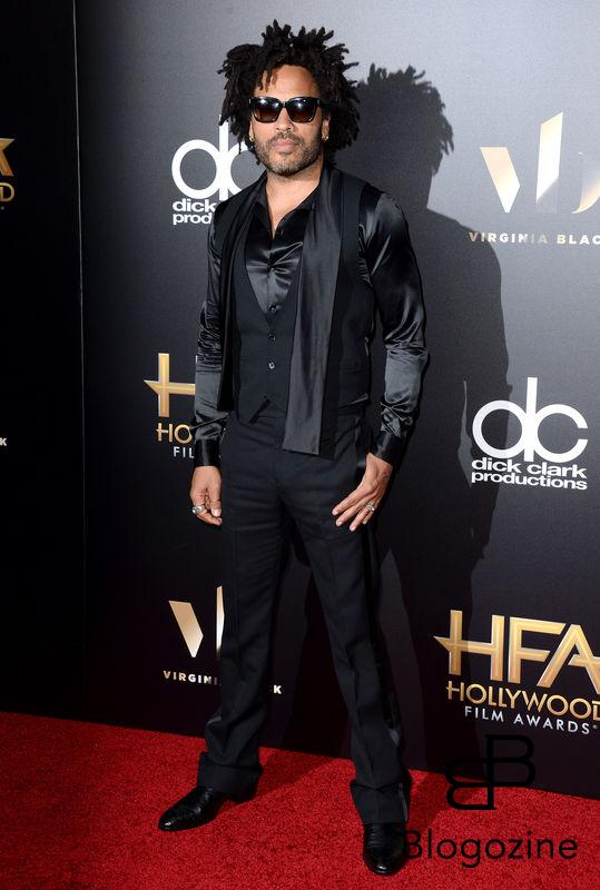 Lenny Kravitz attends the 20th Annual Hollywood Film Awards on November 6, 2016 in Beverly Hills, California. Photo by Lionel Hahn/AbacaUsa.com