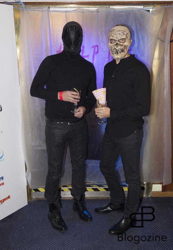 2016-11-04 Halloweenfest. Inbjudan Johan Carlen. På Bilden: Anders Östman COPYRIGHT STELLA PICTURES
