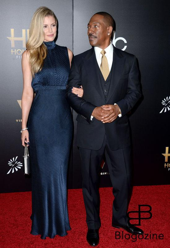 Paige Butcher, Eddie Murphy attend the 20th Annual Hollywood Film Awards on November 6, 2016 in Beverly Hills, Los Angeles, CA, USA. Photo by Lionel Hahn/ABACAPRESS.COM