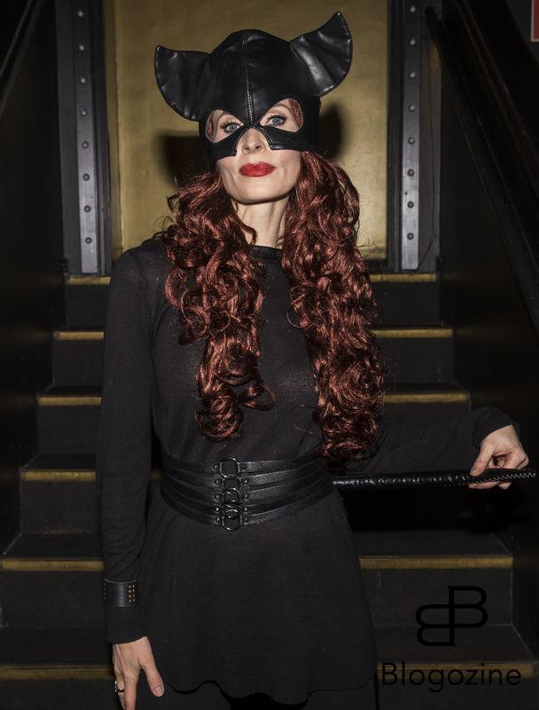 2016-11-02 Halloweenfest på Golden Hits. På Bilden: Sofia Eng COPYRIGHT STELLA PICTURES