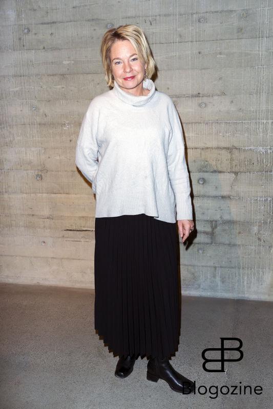 2016-11-03 Lars Wallins jubileumsutställningen Fashion Stories på Artipelag På Bilden: Karin Hübinette COPYRIGHT Jari Kantola/STELLA PICTURES