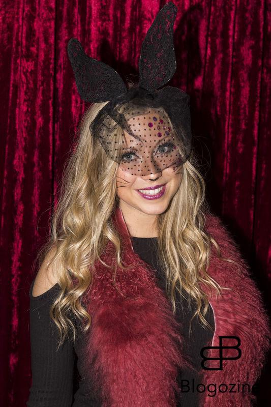 2016-11-02 Halloweenfest på Golden Hits. På Bilden: Sigrid Bernson COPYRIGHT STELLA PICTURES