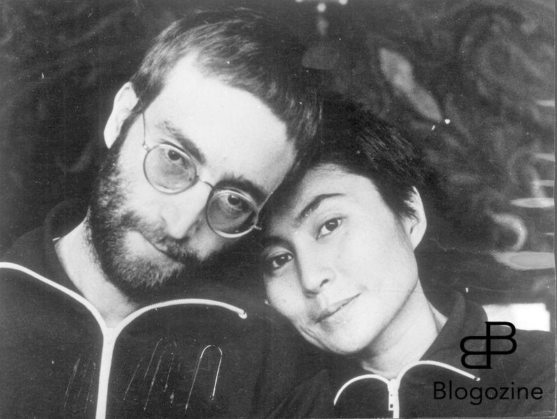 JOHN LENNON - British Rock Singer and Songwriter - Former member of The Beatles - With his wife YOKO ONO. This was the first time the pair had been photographed with short hair since their 'hippy' days. The picture was taken by Anthony Cox, former husband of Yoko - Date: 01.05.1970. Ref: PAB061636. COMPULSORY CREDIT: Bandphoto /Starstock/Photoshot 9th November 1966 - John Lennon and Yoko Ono meet for the first time at her exhibition at the Indica Gallery in London. Lennon remembered the date of their meeting as the 9th but many Beatles historians contend that it actually happened on the 7th, the day before the exhibition opened.