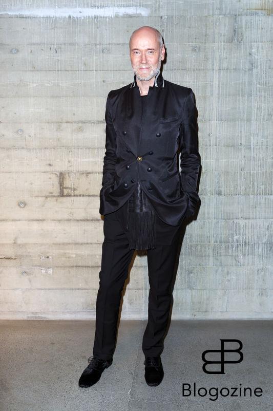 2016-11-03 Lars Wallins jubileumsutställningen Fashion Stories på Artipelag På Bilden: Lars Wallin COPYRIGHT Jari Kantola/STELLA PICTURES