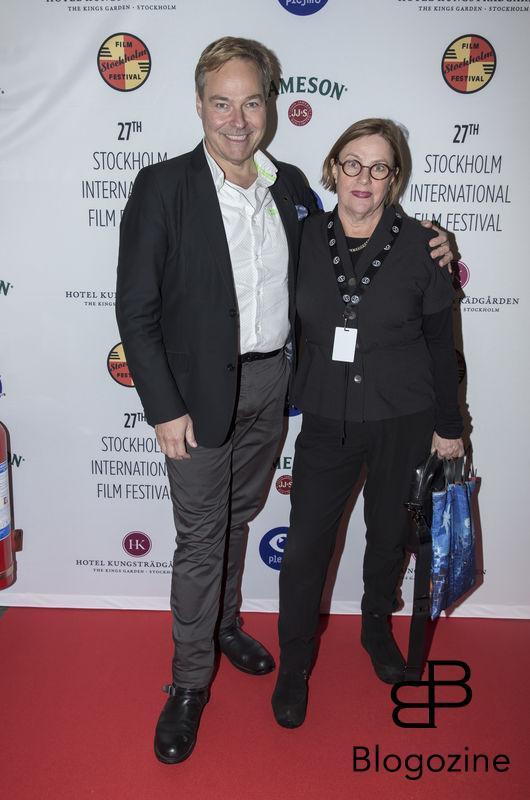 2016-11-09 Invigning Filmfestivalen 2016 på biograf Skandia. På Bilden: Jan Göransson COPYRIGHT STELLA PICTURES