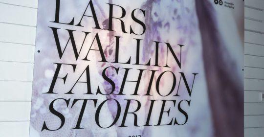 2016-11-03 Lars Wallins jubileumsutställningen Fashion Stories på Artipelag På Bilden:  COPYRIGHT Jari Kantola/STELLA PICTURES