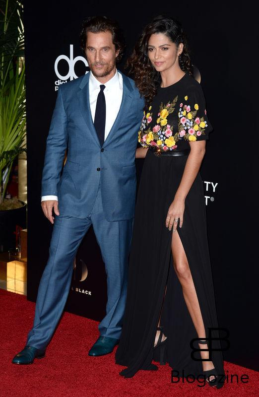 Matthew McConaughey and Camila Alves attend the 20th Annual Hollywood Film Awards on November 6, 2016 in Beverly Hills, Los Angeles, CA, USA. Photo by Lionel Hahn/ABACAPRESS.COM