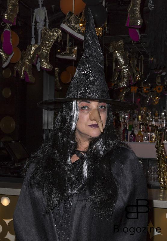 2016-11-02 Halloweenfest på Golden Hits. På Bilden: Shirley Clamp COPYRIGHT STELLA PICTURES