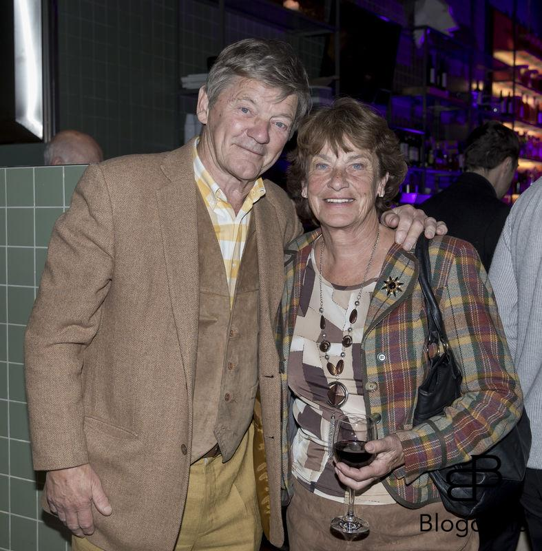 2016-11-08 Parnevik har pyjamasparty. På Bilden: Bo Parnevik & Gertie Parnevik COPYRIGHT STELLA PICTURES