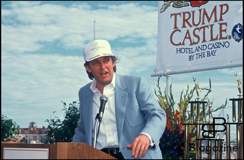 ARCHIVES - DONALD TRUMP EN 1989
